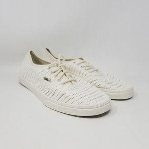 Vans Authentic Lo Pro Mesh Sneakers Men's Size 8